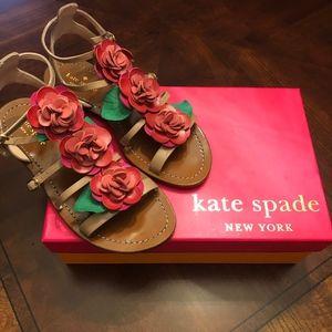 Kate Spade Gladiator Sandals